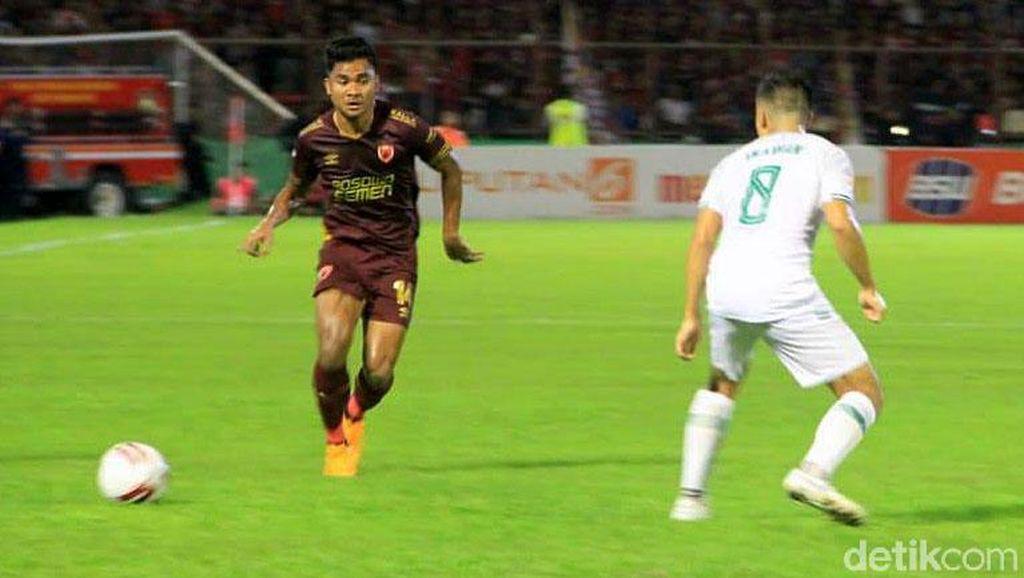 Bermain di Kandang, PSM Makassar Tundukkan PSS Sleman 2-1