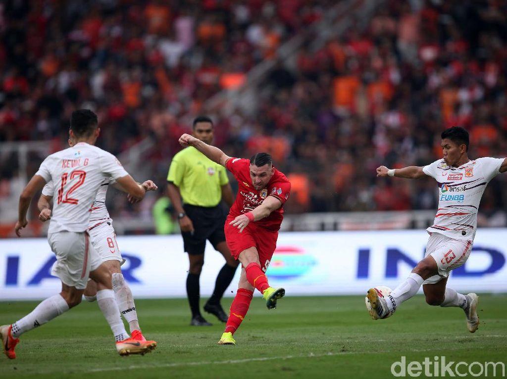 Borneo FC: Persija Jakarta Memang Lebih Tajam