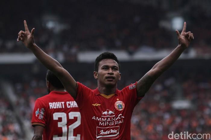 Pemain Persija Jakarta, Osvaldo Haay.