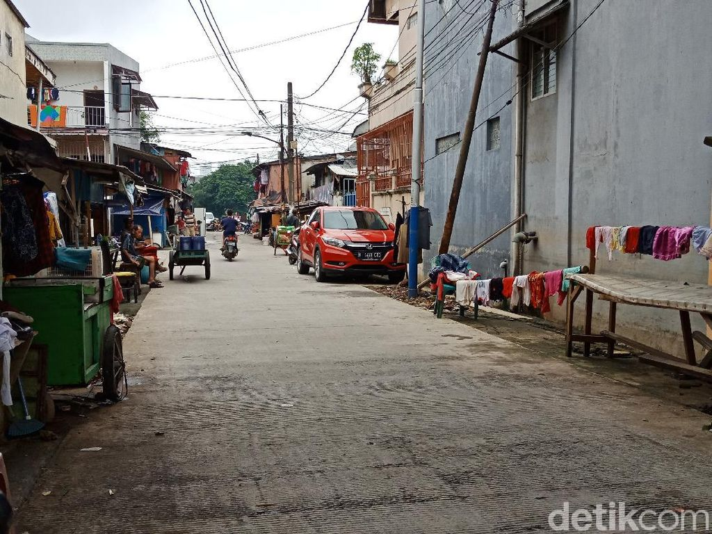 Banjir di Teluk Gong Jakut Surut Setelah 5 Hari