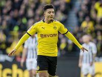 Dortmund Vs Freiburg: Jadon Sancho Berikan Kemenangan untuk Die Borussen