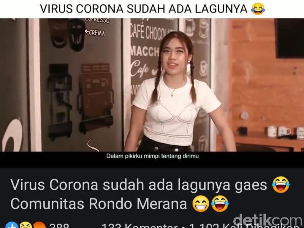 Lagu Corona alias Comunitas Rondo Merana Dinilai Tak Peka
