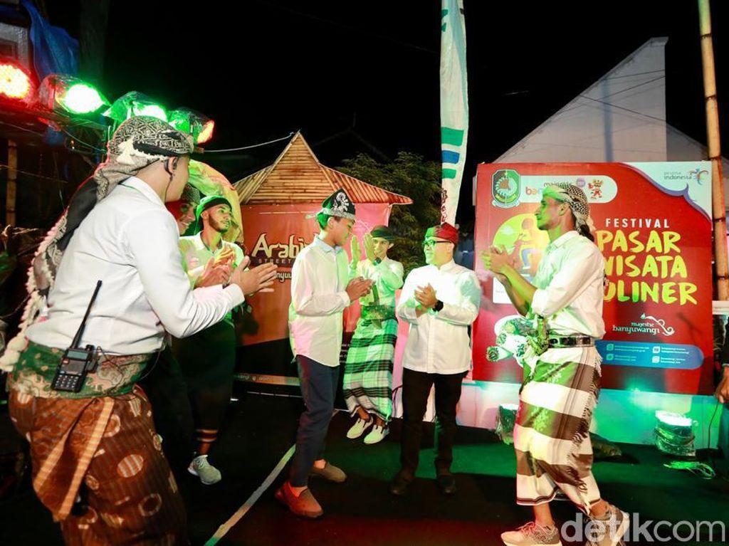 Pasar Wisata Kuliner Jadi Inovasi Banyuwangi Dongkrak Ekonomi