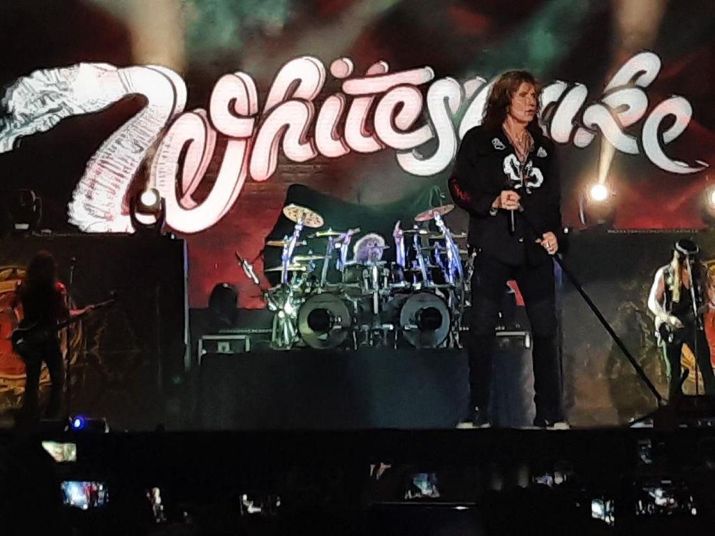 Bersama Whitesnake, David Coverdale Obati Rindu ke Indonesia Lagi Setelah 45 Tahun