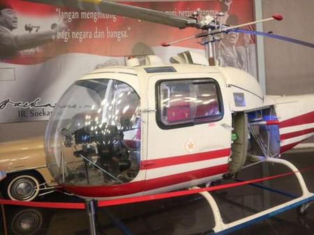 Helikopter Kepresidenan dan Bukti CIA di Indonesia