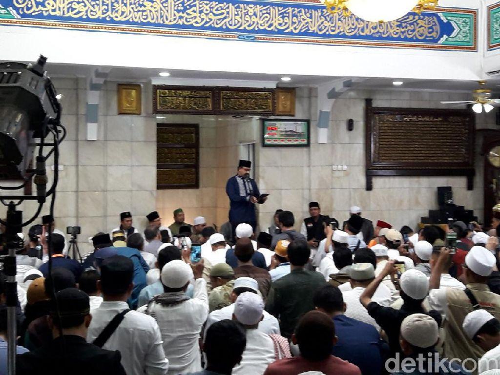 Anies Resmikan Masjid Cut Nyak Dien Setelah Renovasi, UAS Hadir