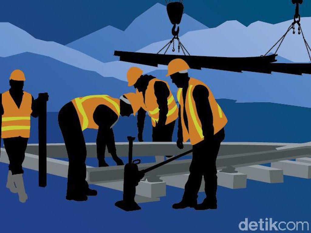 6 Alasan Proyek Kereta Cepat Jakarta-Bandung Disetop