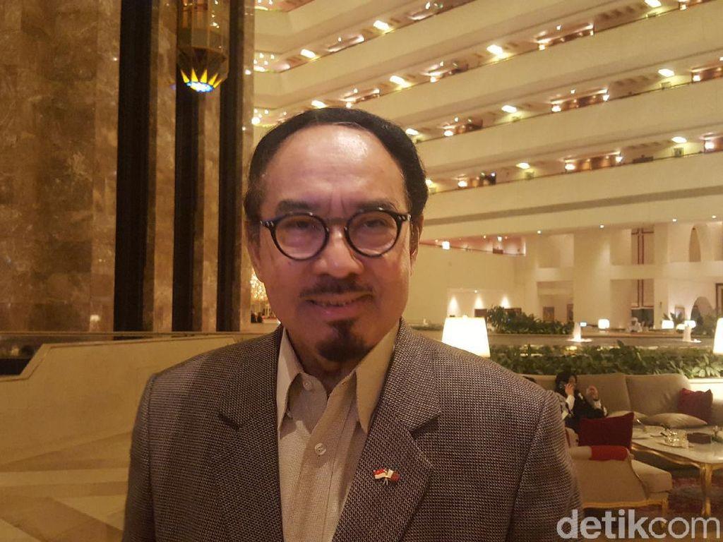 Dubes RI untuk Qatar Jelaskan Alasan Doha Jadi Saksi Perdamaian AS-Taliban