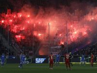 Laga Hoffenheim Vs Bayern Sempat Dihentikan, Ada Apa?