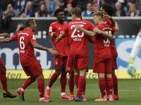 Tanpa Robert Lewandowski, Bayern Munich Bantai Hoffenheim 6-0