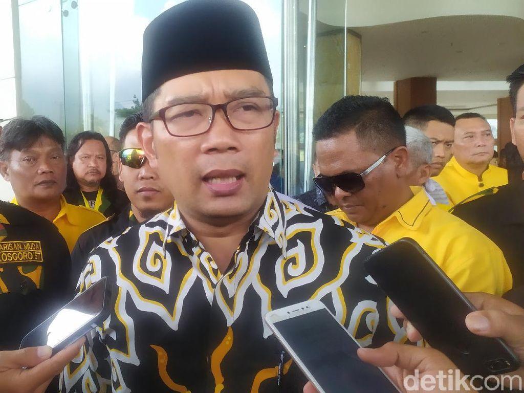 WNI ABK Diamond Princess Dibawa ke Kertajati, Ridwan Kamil: Jangan Khawatir