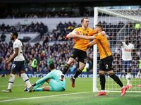 Tottenham Vs Wolverhampton: Spurs Takluk 2-3 di Kandang