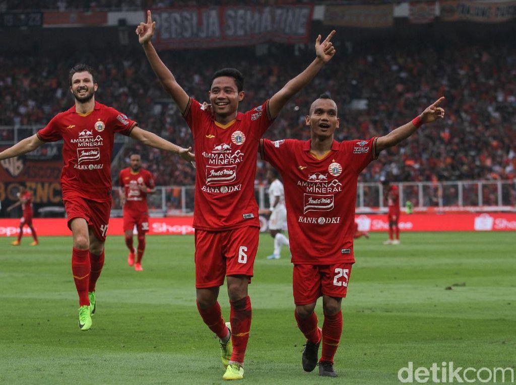 Shopee Liga 1 Lanjut, Persija Jakarta Ancang-ancang Latihan