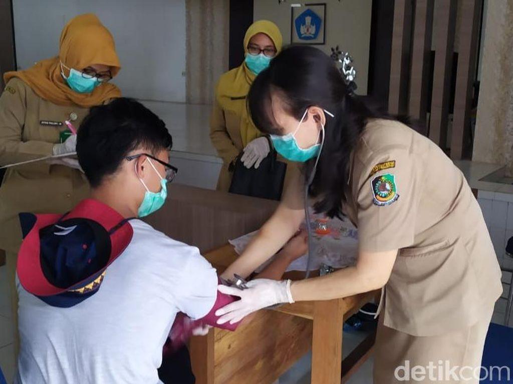 35 Mahasiswa Universitas Hong Kong ke Banyuwangi, Dinkes Langsung Bertindak