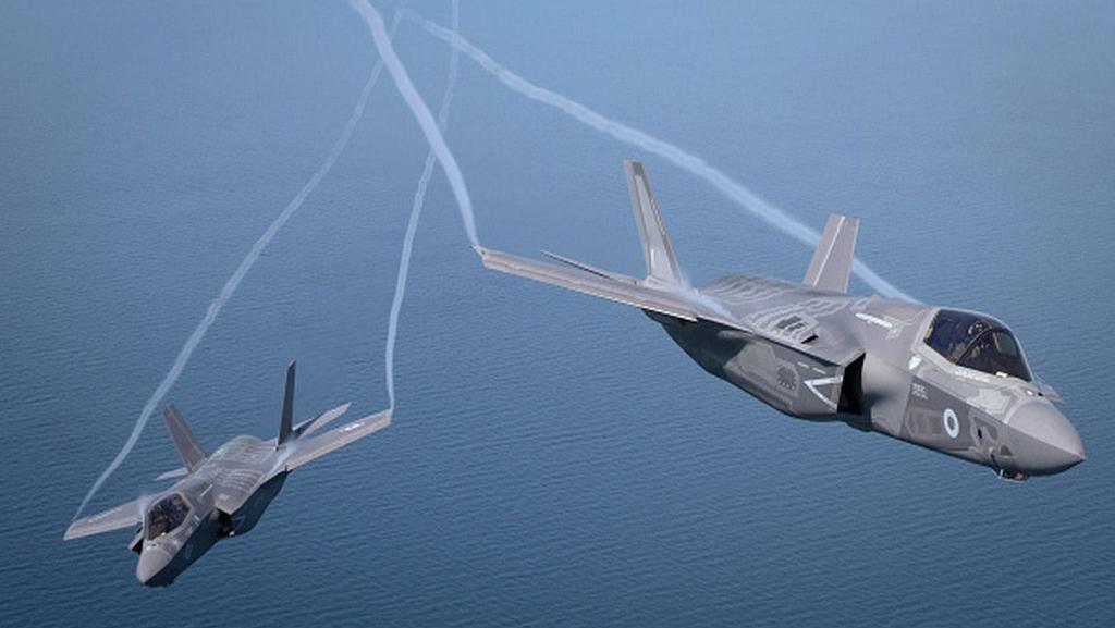 F-35 Lightning, Jet Tempur Canggih yang Disindir Elon Musk