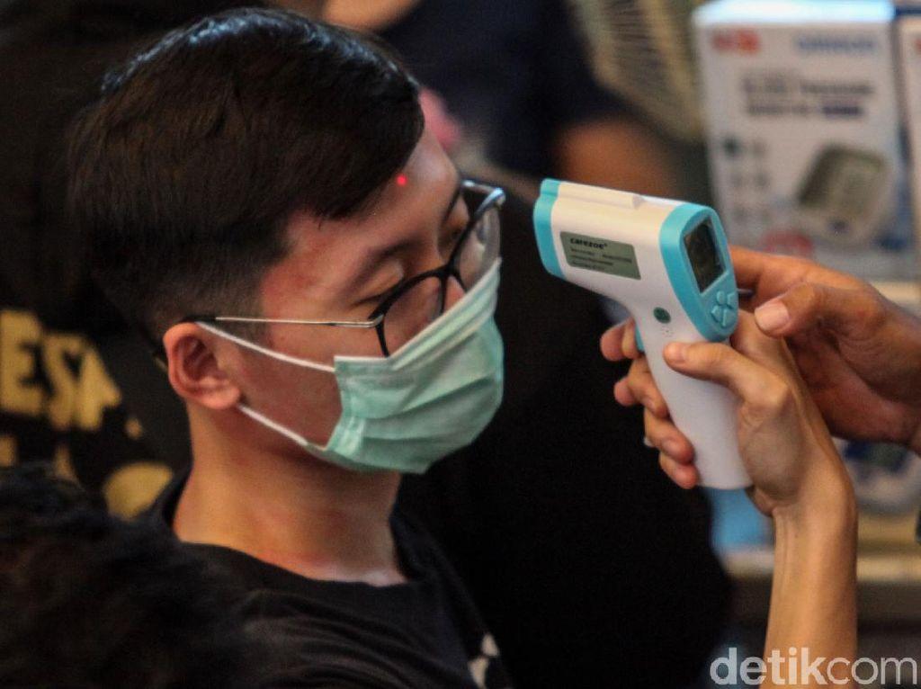 Tambah 7 Kasus, Total Sudah 34 Pasien Positif Virus Corona di Indonesia