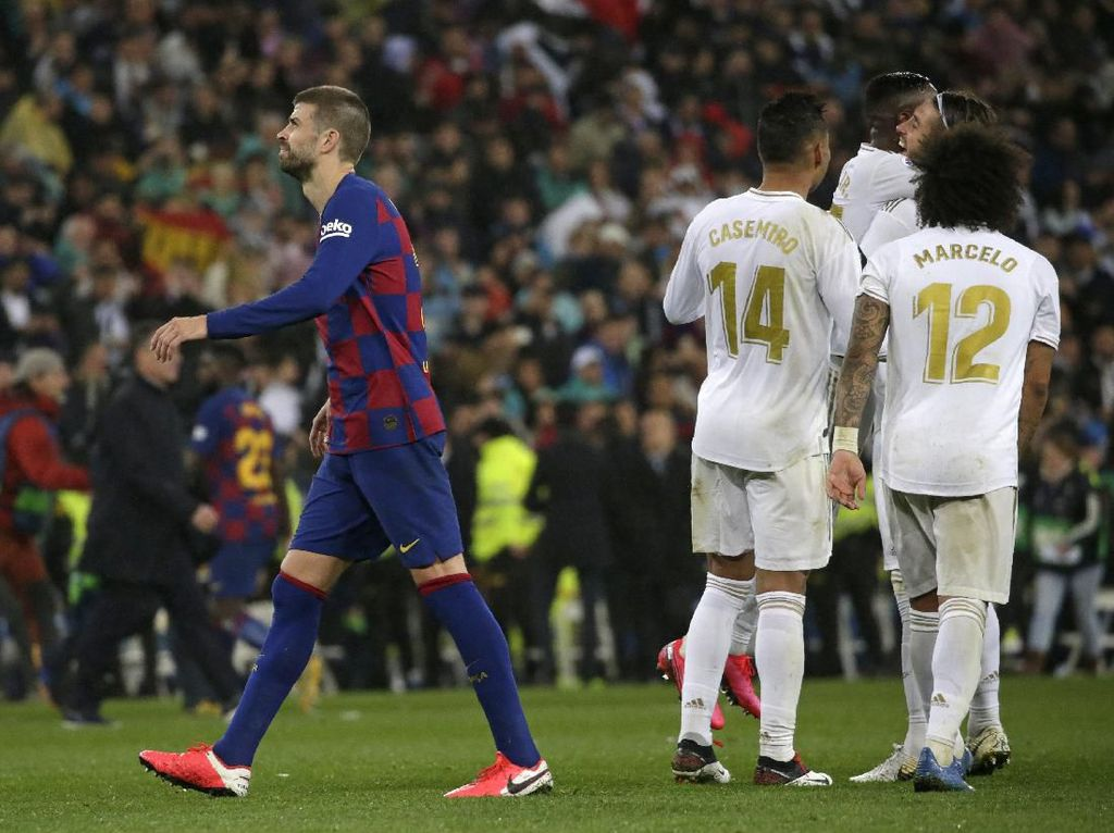 Skuad Lebih Oke dari Barcelona, Real Madrid Lebih Diuntungkan
