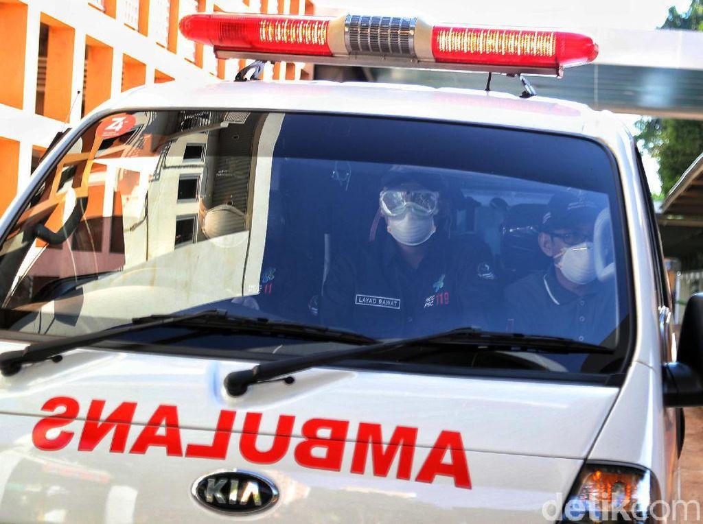 Viral Mobil Halangi Ambulans, Dinkes DKI: Itu Bahayakan Nyawa Pasien!