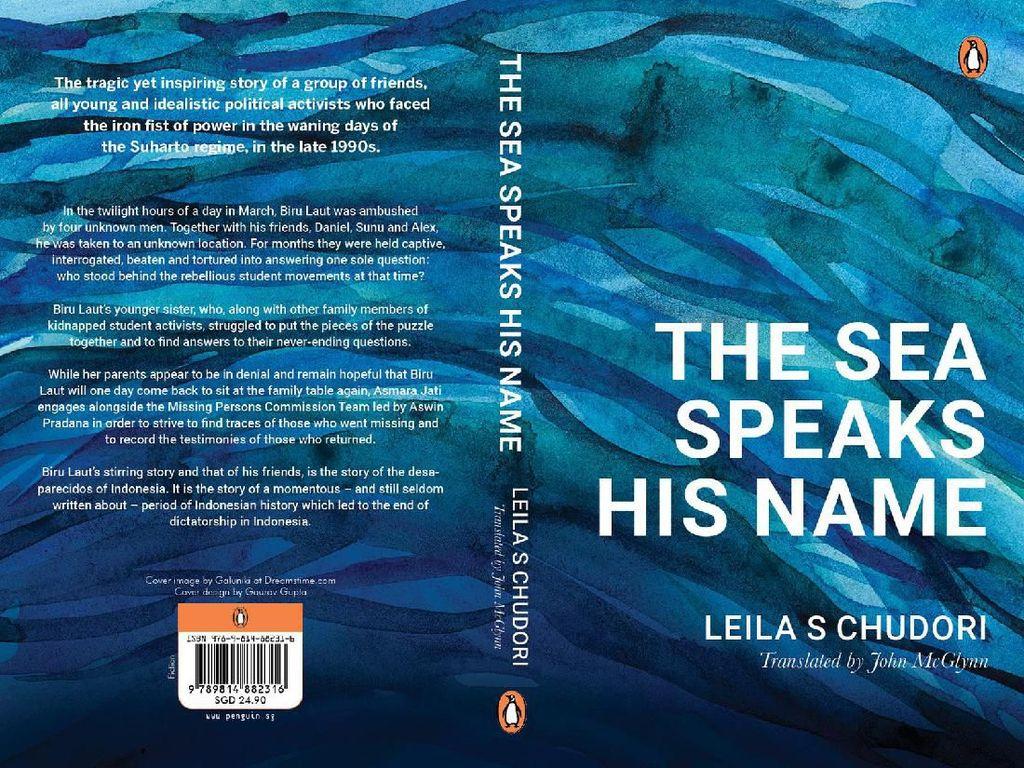 Novel Laut Bercerita Versi Bahasa Inggris Rilis!