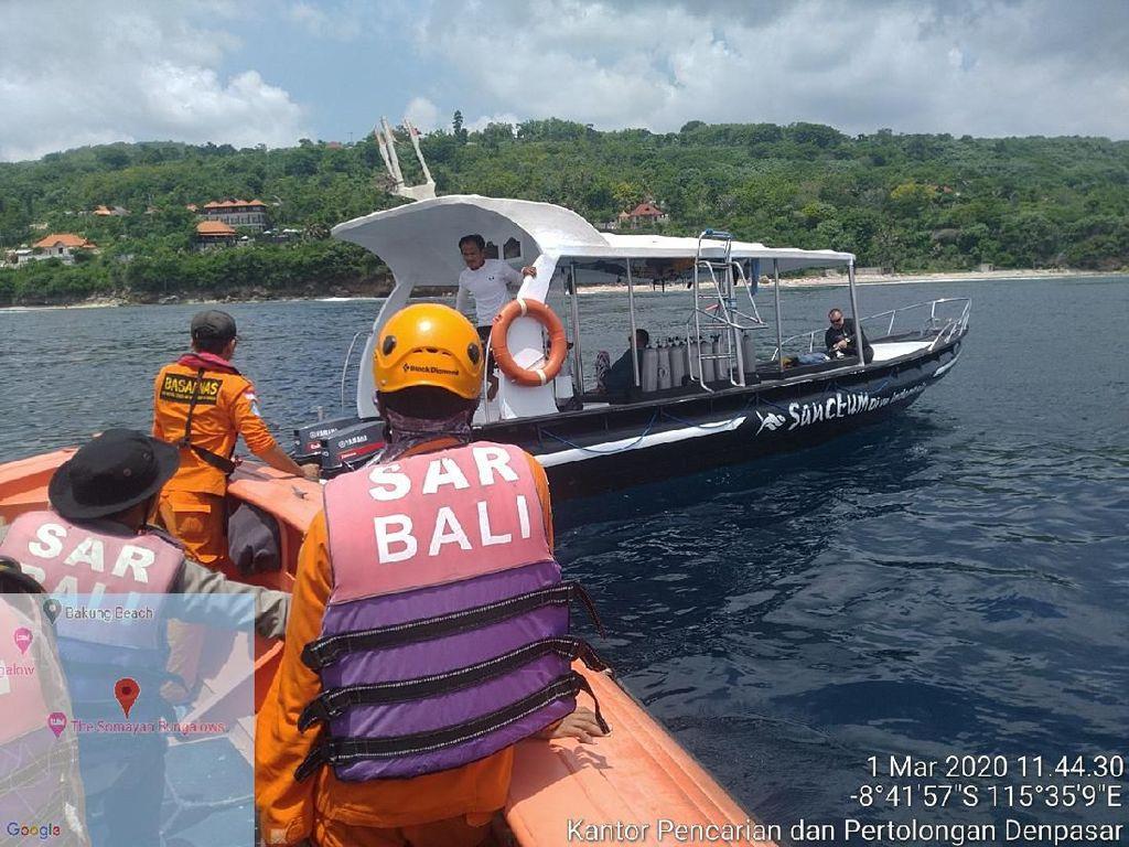 Bagaimana Nasib WN Rusia yang Hilang di Nusa Penida?