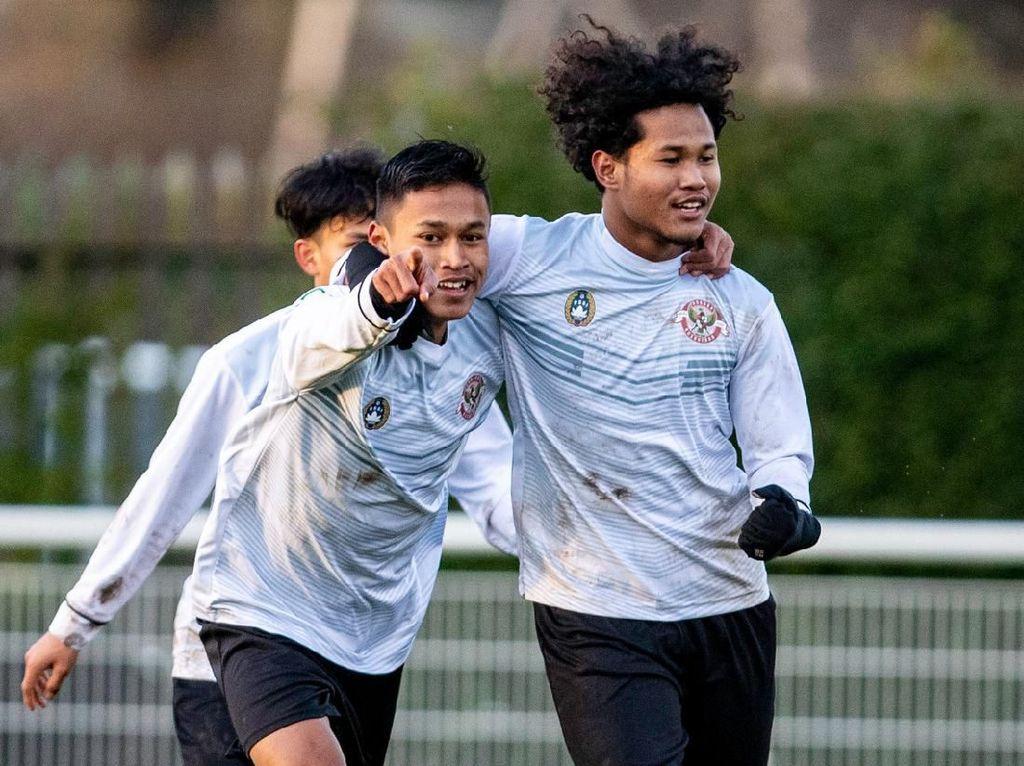 Dipanggil Timnas U-19, Striker Muda Ini Merasa Wujudkan Impian