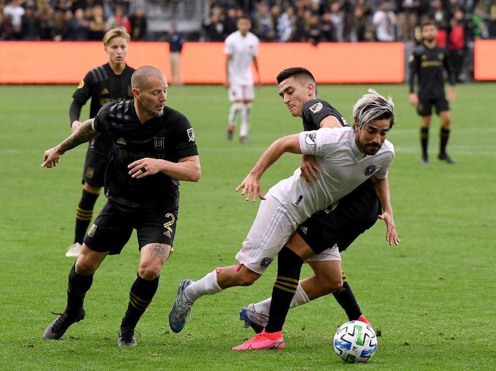 Debut di MLS, Klub David Beckham Langsung Keok