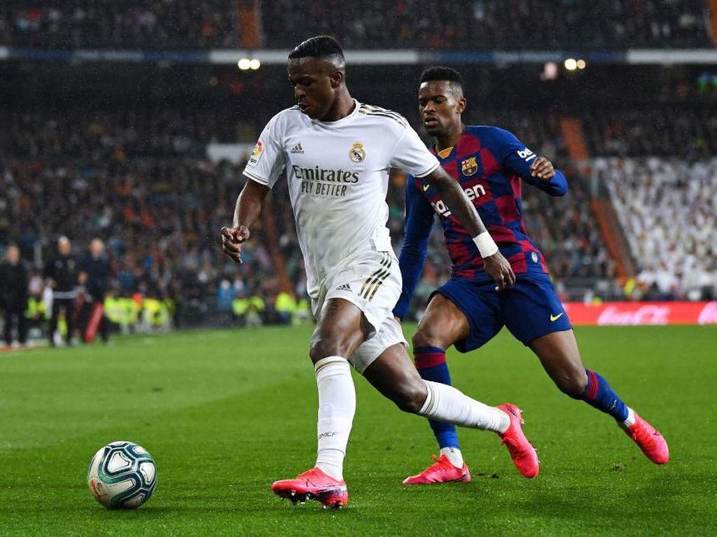 Setien: Tidak Mudah Atasi Tekanan Pemain Madrid
