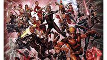 Marvel Update Jadwal Komik yang Terbit
