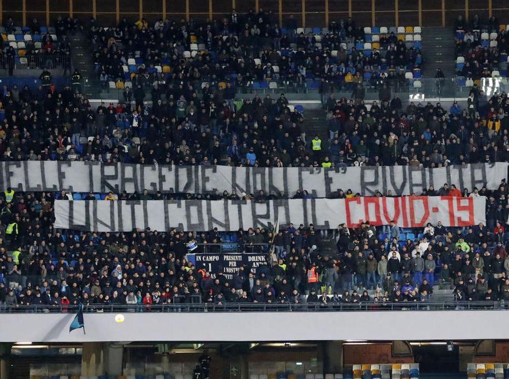 Di Tengah Merebaknya Virus Corona, Juventus Vs Milan Tetap Digelar