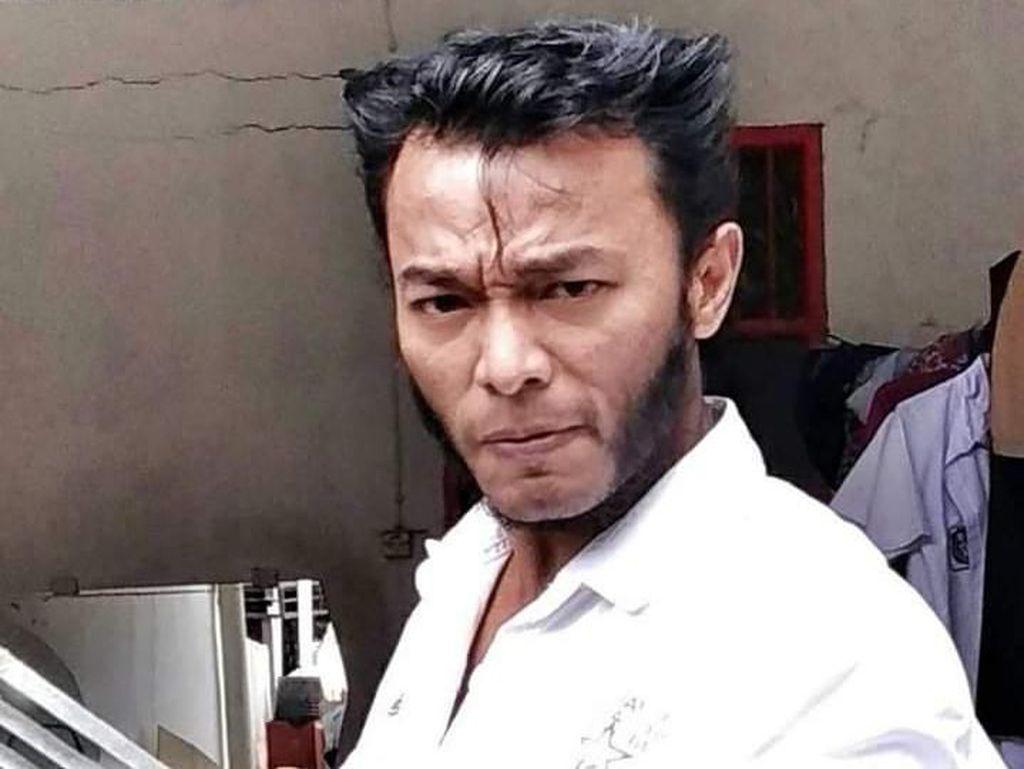 Bukan Hugh Jackman, Ini Hendry Wolverine dari Toraja Sulsel