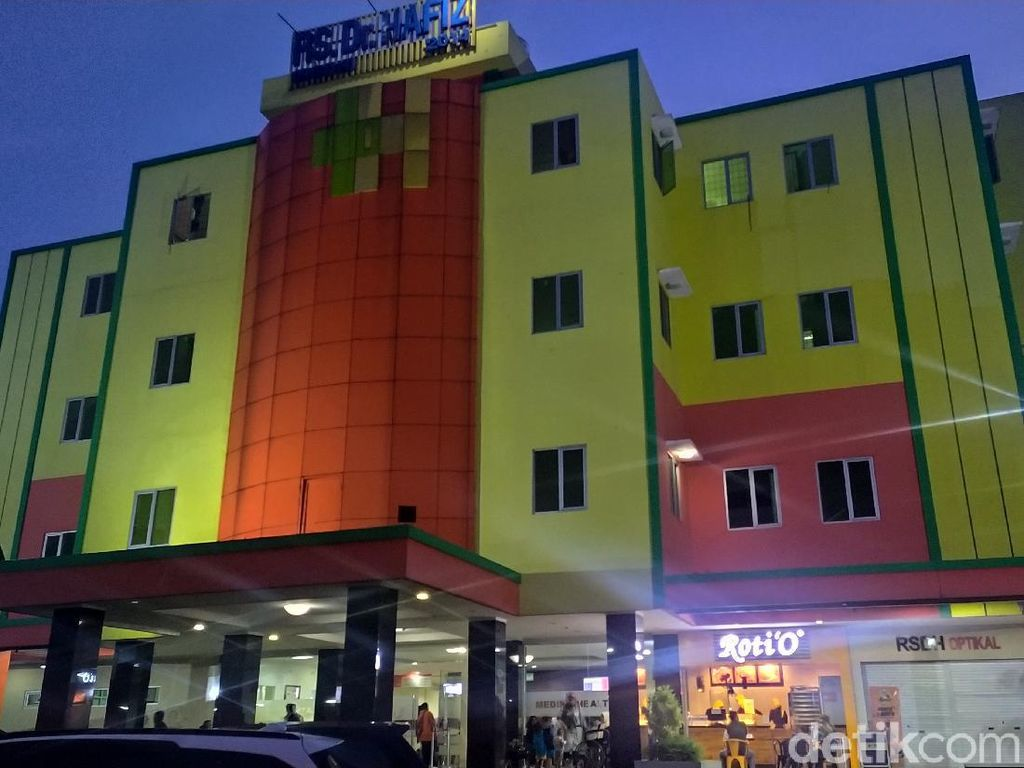 RS Dokter Hafidz Cianjur Rawat Pasien Suspect Corona