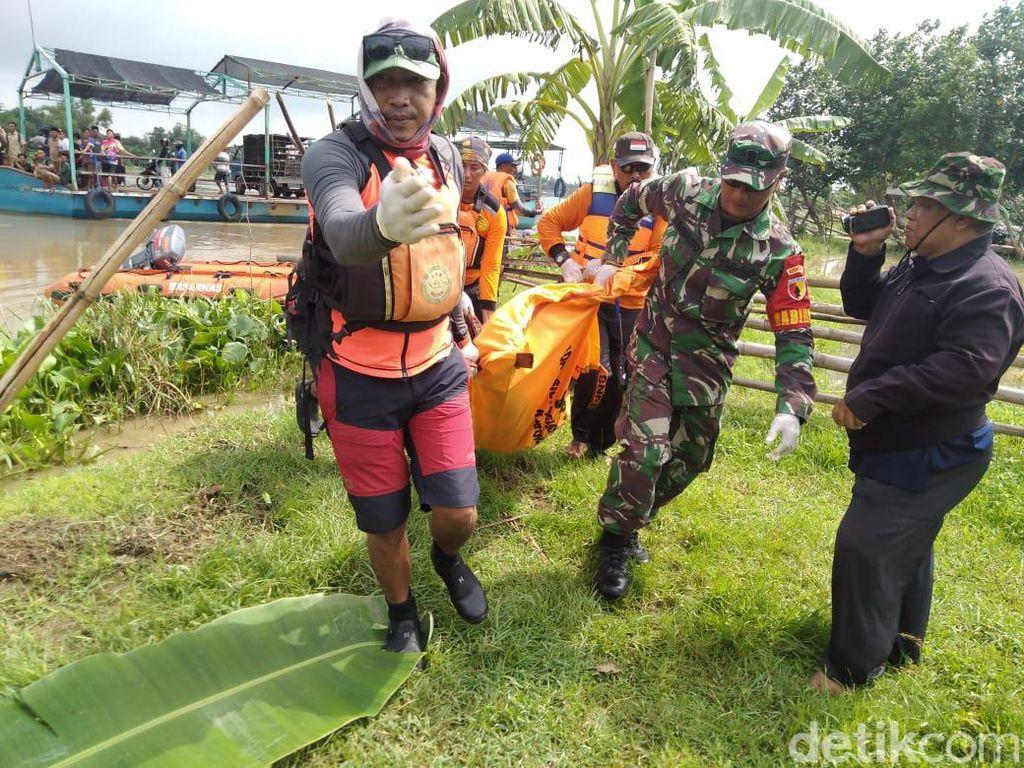 2 dari 4 Korban Perahu Terbalik di Sungai Brantas Ditemukan Tewas