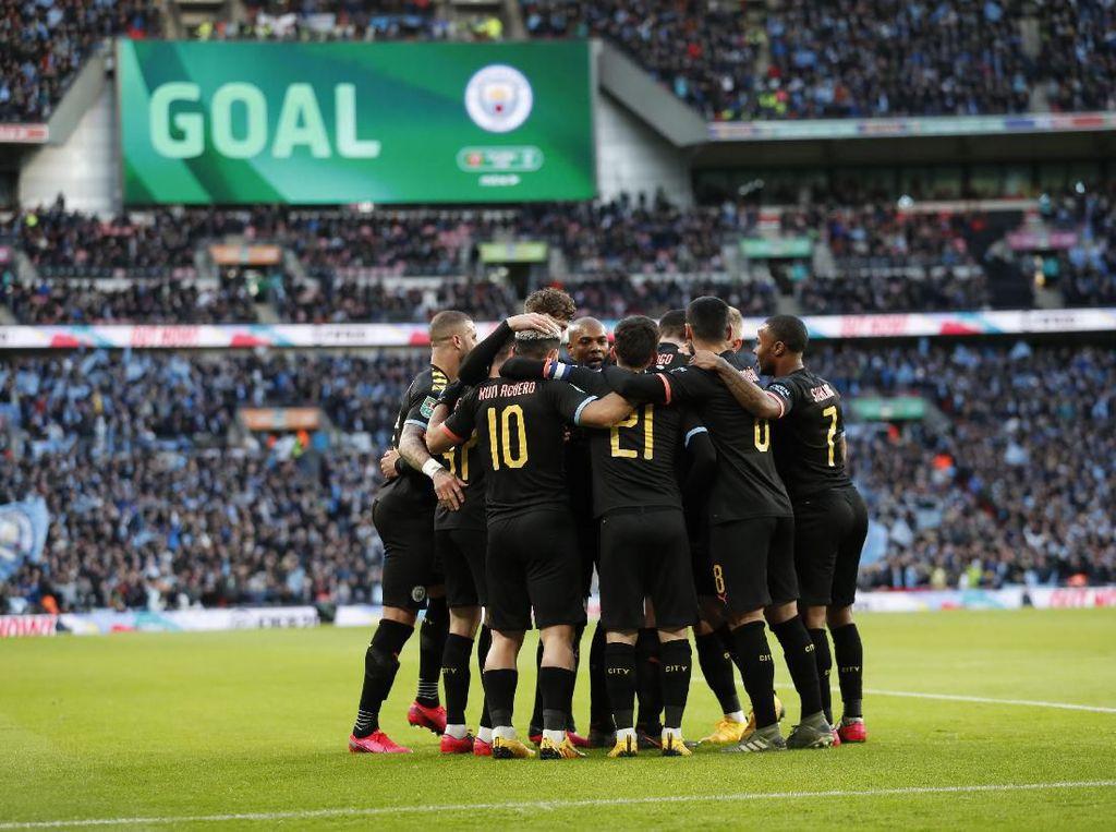 Manchester City Juara Piala Liga Inggris 2019/2020!
