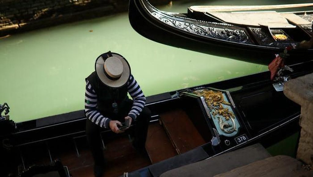 Potret Aneka Wisata Dunia yang Sepi Karena Virus Corona
