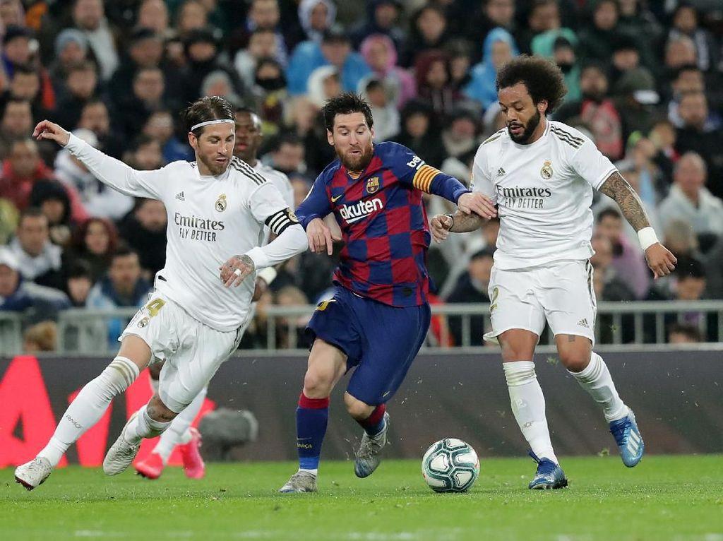 International Champions Cup 2020 Batal, Madrid dan Barcelona Rugi Rp 311 M