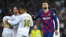 Real Madrid Vs  Barcelona:  Blaugrana Keok 2 Gol Tanpa Balas