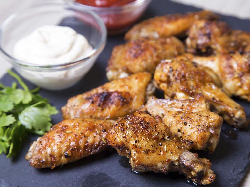 Resep Ayam: Ayam Panggang ala Restoran