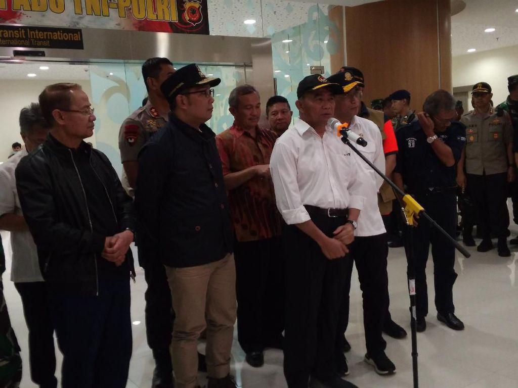 69 WNI ABK Diamond Princess Mulai Diberangkatkan ke Pelabuhan Indramayu