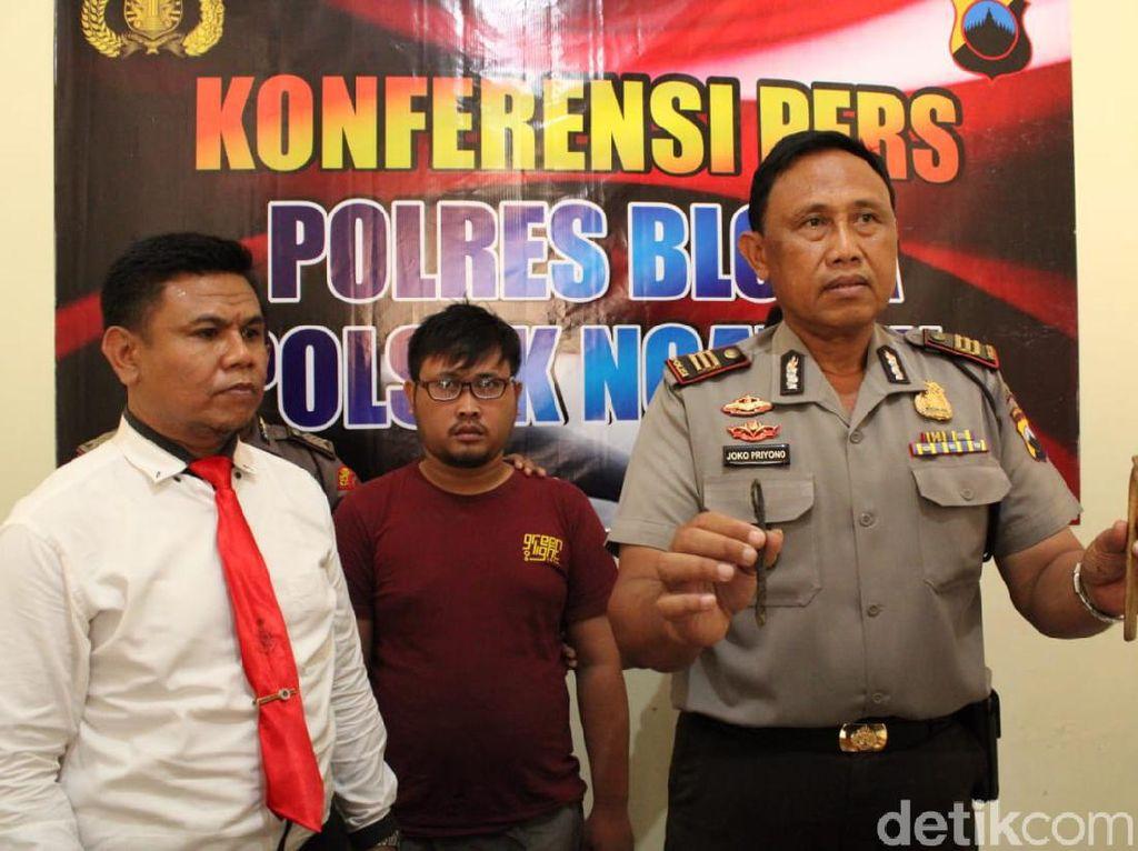 Ngaku Polisi Berpangkat Kombes, Pria di Blora Tipu Daya Pacarnya