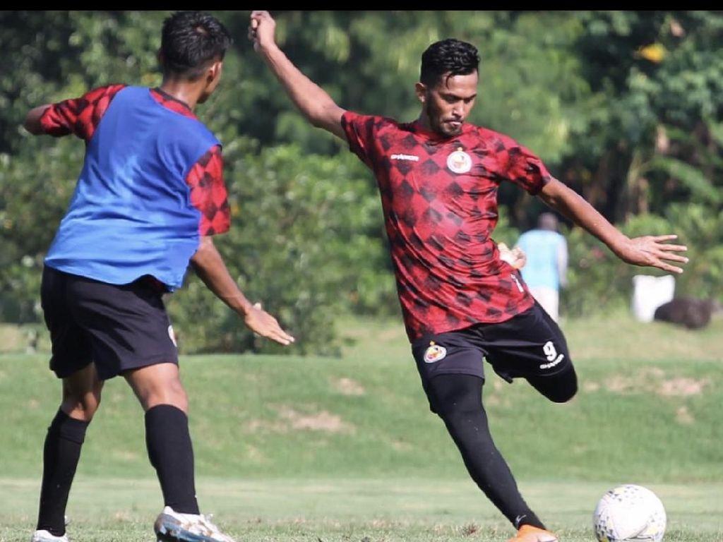 Semen Padang Mantapkan Tim Jelang Liga 2