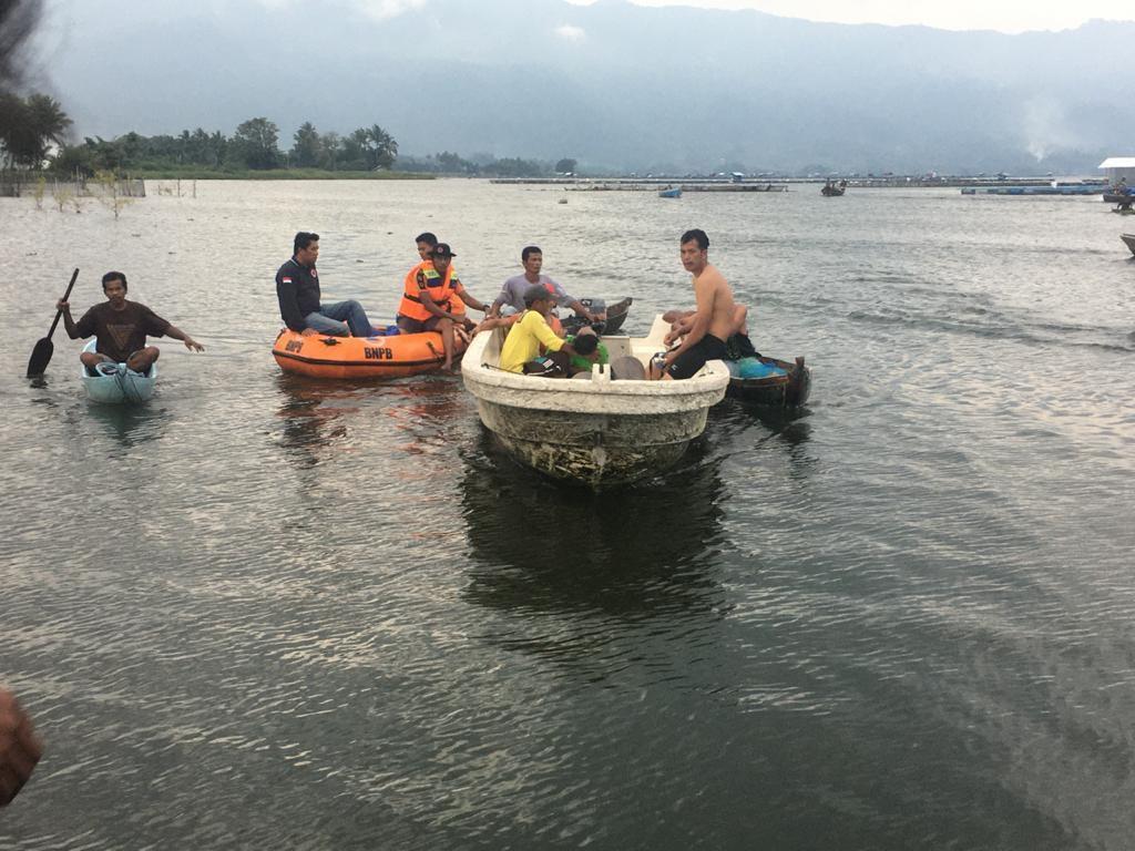 Pelajar SMP Tewas di Danau Maninjau Saat Perbaiki Keramba Ikan