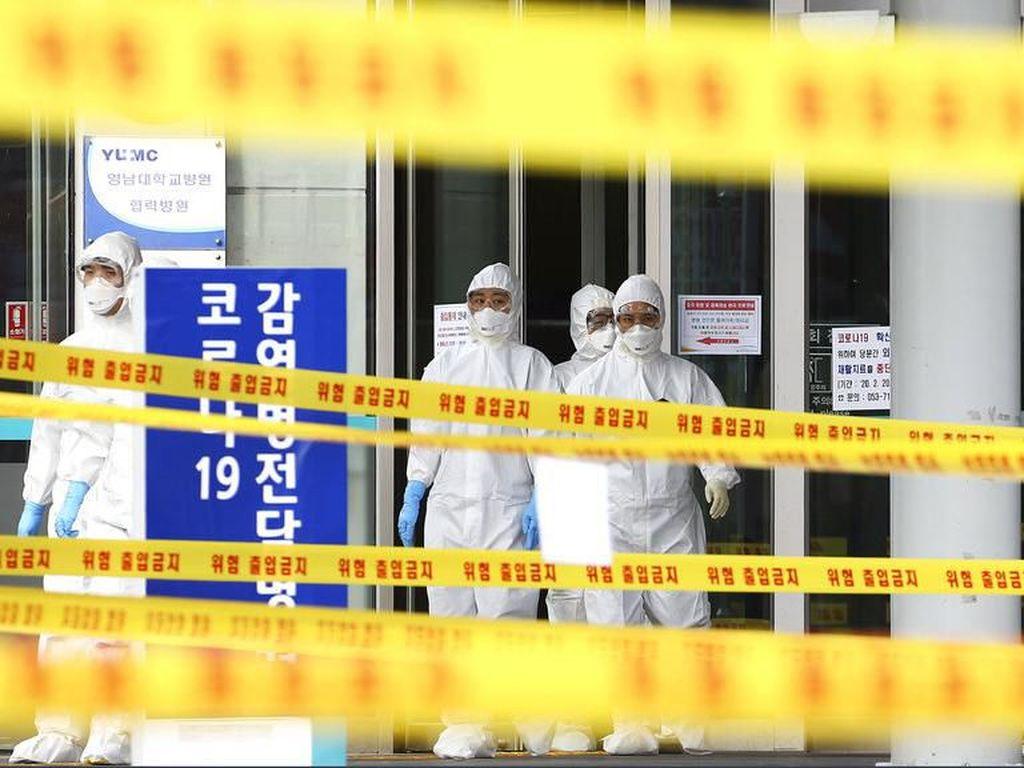 Virus Corona di Korea Selatan, Gambaran Ringkas