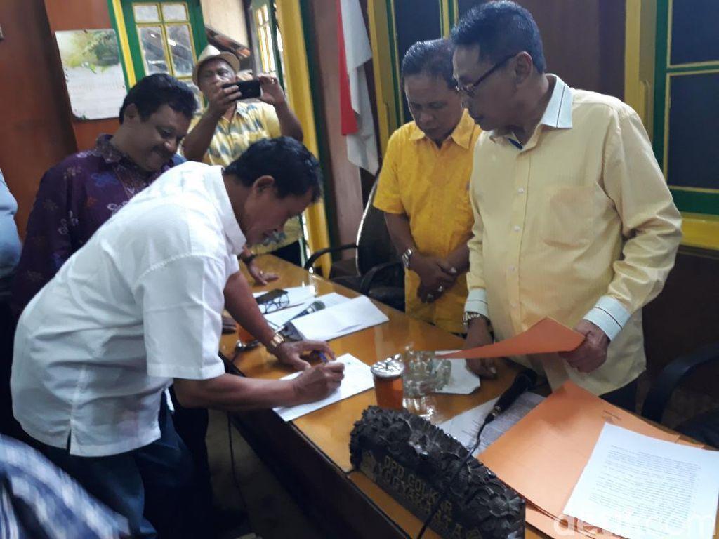 Pertama Kali, Pemilihan Ketua DPD Golkar DIY Lewat Penjaringan
