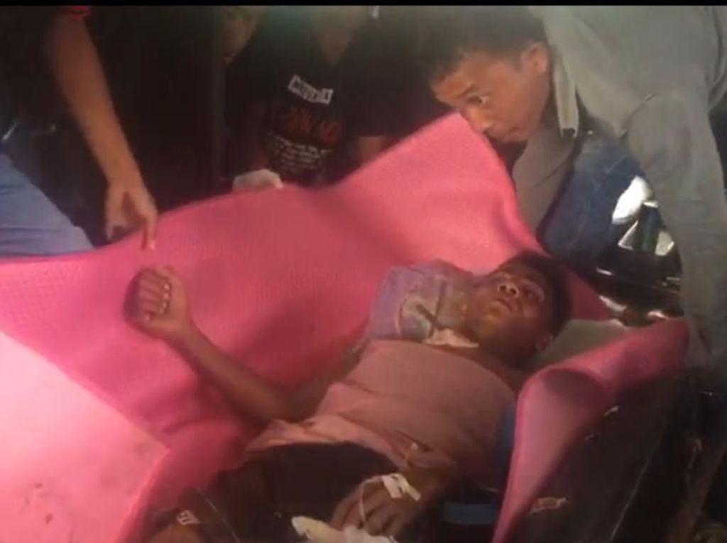 Leher Ditusuk Besi Saat Tidur, Pria Wakatobi Bertahan 15 Jam demi ke RS