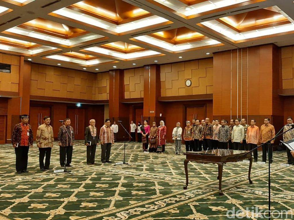Sri Mulyani Angkat Eddy Abdurrachman Jadi Bos Baru BPDP Sawit