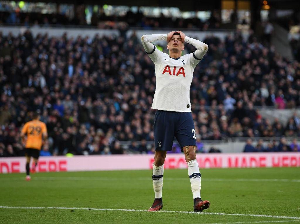 Tottenham Kalah, Mourinho: Hasilnya Tidak Adil