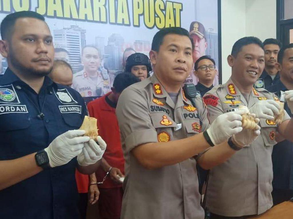 Polres Jakpus Gagalkan Penyelundupan Sabu dalam Sop Iga ke LP Salemba