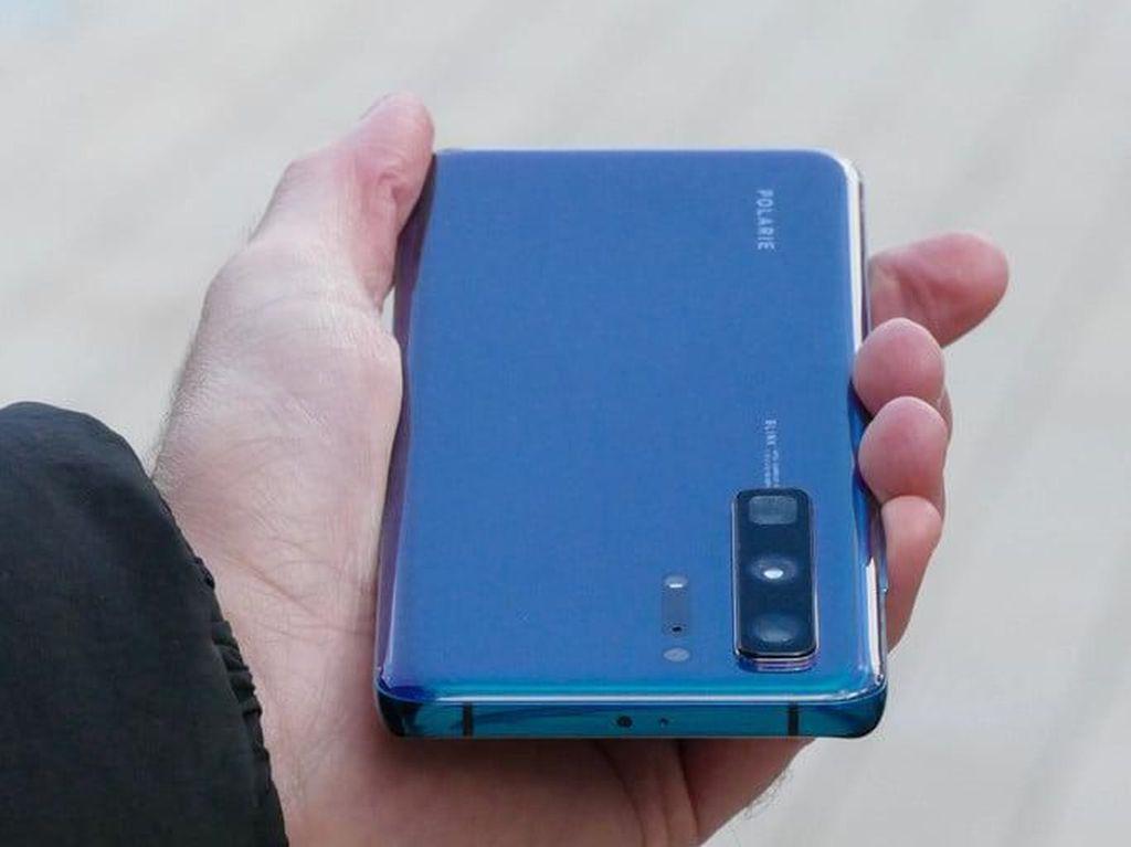 Menggenggam Prototipe P40, Ponsel Flasghip Baru Besutan Huawei