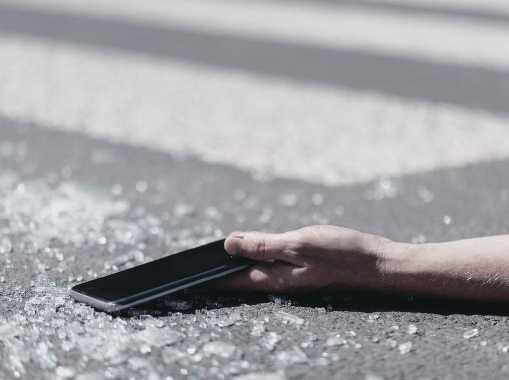 Begini Detik-detik Kecelakaan Maut Bajaj Vs TransJ di Pademangan