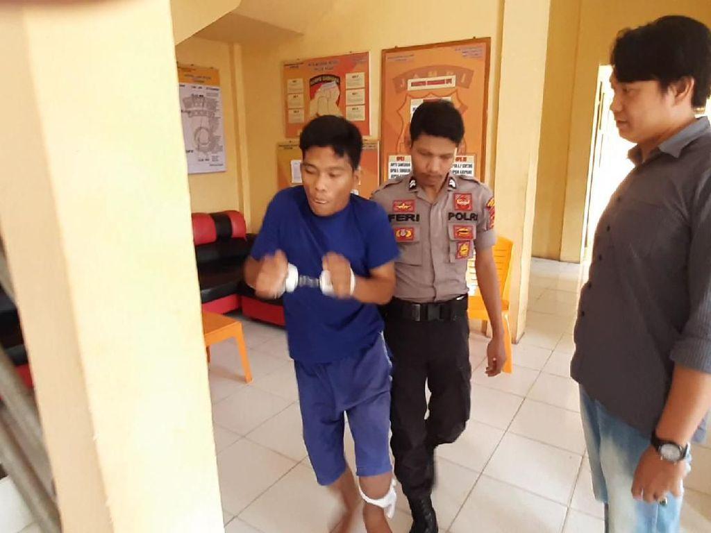 Dor! Pelaku Curanmor yang Beraksi di 19 Lokasi di Jambi Ditangkap